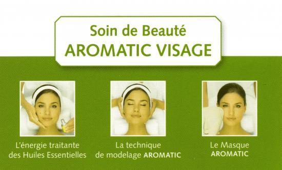 Aromatic visage